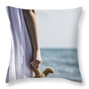 Teddy Bear Throw Pillow