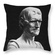Thomas Jefferson Throw Pillow by Granger