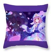 Touhou Throw Pillow