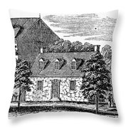 Washington: Headquarters, Throw Pillow
