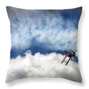 Windwalkers Throw Pillow