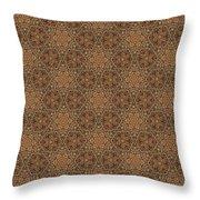 Arabesque 033 Throw Pillow