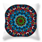 823-04-2015 Talisman Throw Pillow