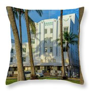 8230-beacon Hotel Throw Pillow