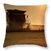 8240 Sunset 1424 Throw Pillow