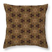 Arabesque 030 Throw Pillow
