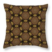 Arabesque 031 Throw Pillow