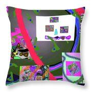 9-21-2015cab Throw Pillow