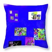 9-6-2015habcdefghijklmnopqrtuvwxyzabcdefghijk Throw Pillow
