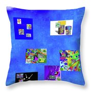 9-6-2015habcdefghijklmnopqrtuvwxyzabcdefghijklm Throw Pillow