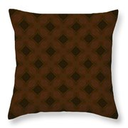 Arabesque 013 Throw Pillow