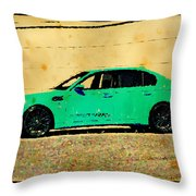 BMW Throw Pillow