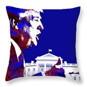 Donald Trump 2016 Presidential Candidate Throw Pillow