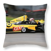 Indycar Performance Throw Pillow