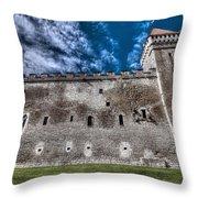 Kuressare, Estonia Throw Pillow