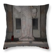 Miami Monastery Throw Pillow