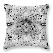 Bio Show Throw Pillow