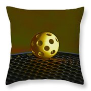 9- Perspective Throw Pillow