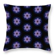 Arabesque 028 Throw Pillow