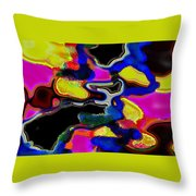 91715b Throw Pillow