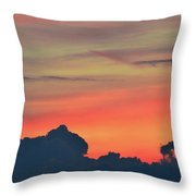 9.28.18 Pm July 6-2016  Throw Pillow
