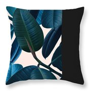 What Doesn't Kill Leaves A Scar Throw Pillow