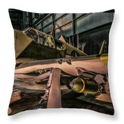 A-36a Apache Throw Pillow