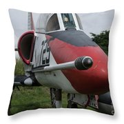 A - 4 Skyhawk - 2 Throw Pillow