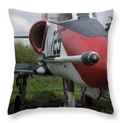 A - 4 Skyhawk - 3 Throw Pillow