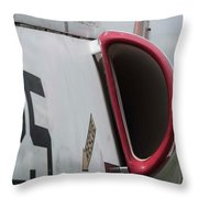 A - 4 Skyhawk - 4 Throw Pillow