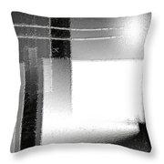 A 61 Throw Pillow