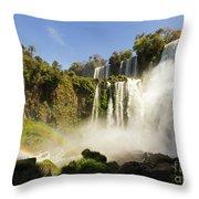 A Beautiful Corner Of Nature Throw Pillow