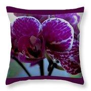 A Beautiful Flower Throw Pillow