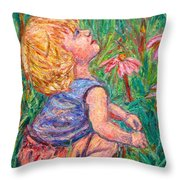 A Beautiful Moment Throw Pillow