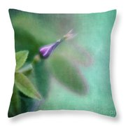 A Beauty To Be Throw Pillow