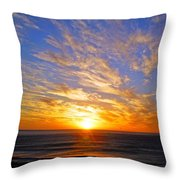 A Better Tomorrow Throw Pillow by Michael Durst