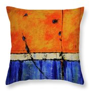 A Brand New Day Throw Pillow
