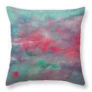 A Breeze Of Gentleness Throw Pillow