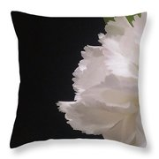 A Bright Light Within The Darkness Throw Pillow