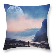 A Call For Miracles Throw Pillow