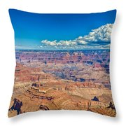 A Canyon Grand Throw Pillow