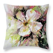 A Celebration For Britta Throw Pillow