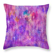 A Childhood Mystery Throw Pillow