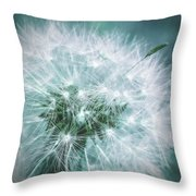 A Child's Wishing Well Throw Pillow