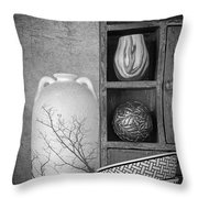 A Corner Of The Kitchen Throw Pillow