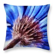A Curious Mind Throw Pillow