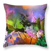 A Daisy For Mary Throw Pillow