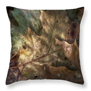 A Dapple Of Sun Throw Pillow