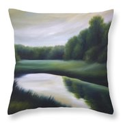 A Day In The Life 3 Throw Pillow by James Christopher Hill
