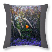 A Day In The Sun Throw Pillow